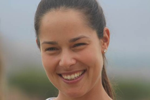 Anna Ivanovic WTA Tennis Player