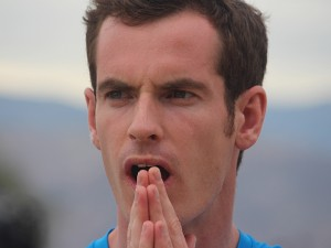 Murray To Become A Father