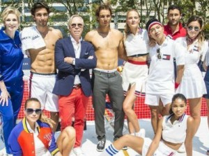 Tommy Hilfiger Launches Rafael Nadal Global Brand Ambassadorship