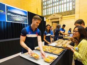 US Open To Have Pop-Up Restaurant At New York's Grand Central Station