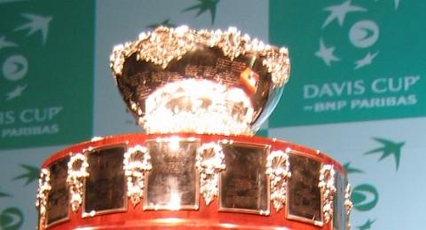 Davis Cup Trophy Tennis News