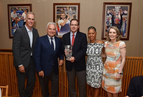 Mark Stenning Tennis Hall of Fame Tennis News