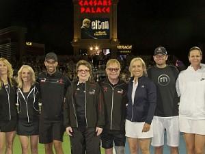 Mylan WTT Smash Hits raises $1 million for charity in Las Vegas