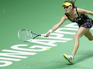 Agnieszka Radwanska Qualifies for 2015 BNP Paribas WTA Finals