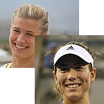 Genie Bouchard Garbine Muguruza tennis News