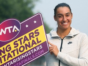 Fans Select Players to Compete in 2015 WTA Rising Stars Invitational
