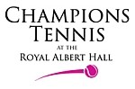 Champions Tennis Royal Albert Hall Tennis news