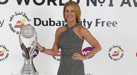 Chrissie Event WTA Final Tennis News