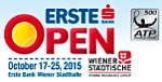 Erste Bank Open 500 Tuesday Tennis Results
