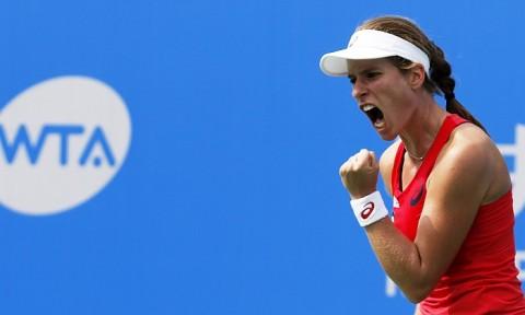 Johanna Konta Tennis News