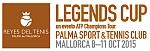 Muster, Corretja Lead Field Into Mallorca for the Legends Cup