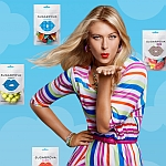 Sharapova To Expand Her Candy Line To Include Chocolates