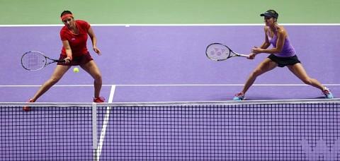 Sania Mirza Martina Hingis WTA Tennis News