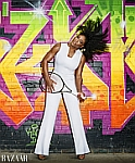 Serena Williams Harpers Bazaar Tennis News