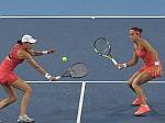 Garcia/Srebotnik Qualify for 2015 BNP Paribas WTA Finals