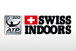 Swiss Indoors Basel Saturday Tennis Results