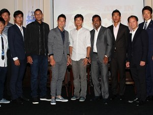 ATP World Tour Stars Celebrate Tennis In Asia