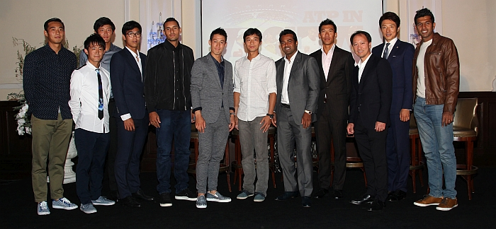 Tennis In Asia Tennis News