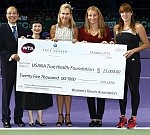 USANA WTA Aces For Humanity Tennis News