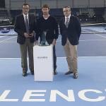 Valencia Open Trophy Tennis News