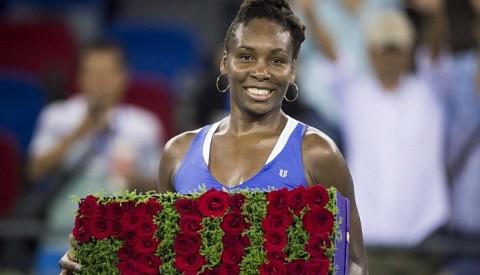 Venus Williams Tennis News