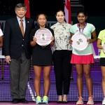 WTA Future Stars Tennis News