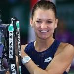 Agnieszka Radwanta Tennis News