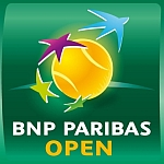 BNP Paribas Open Sunday Tennis Results