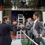 ATP and Peugeot Announce a New Global Partnership