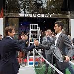 Peugeot Tennis News