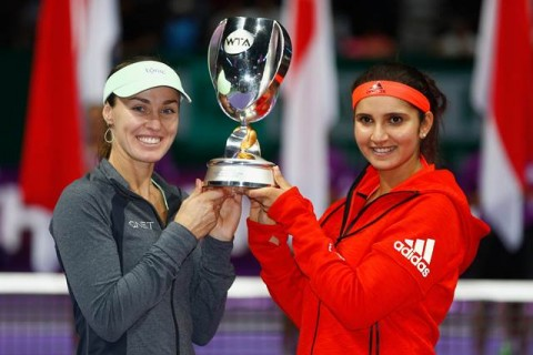 Martina Hingis Sania Mirza Tennis News