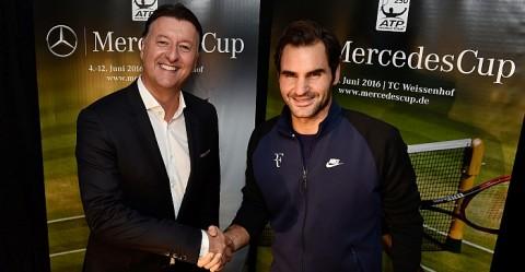 Mercedes Cup Tennis News
