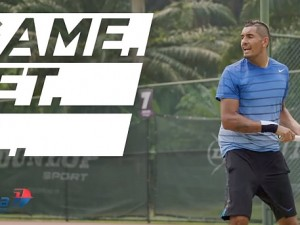 Nick Kyrgios And Mother Are Ambassadors For Malaysian Tourist Industry
