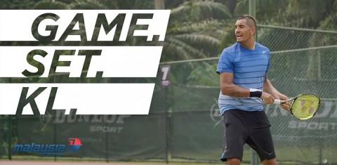 Nick Kyrgios Tennis News