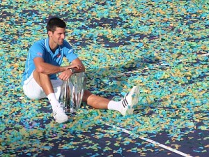 Djokovic Is Not Surprised By Success