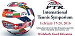 Professional Tennis Registry (PTR) will hold its International Tennis Symposium in February
