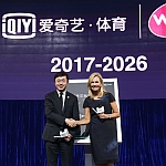 iQIYI and WTA Secure Exclusive Partnership for Digital Rights in China