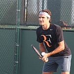Federer Still Wants To Try Out SABR