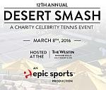 Desert Smash To Be Held At Westin Mission Hills Golf Resort