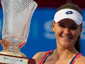 Agnieszka Radwanska crowned Shenzhen 2016 singles champion