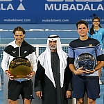 Mubadala Tennis News