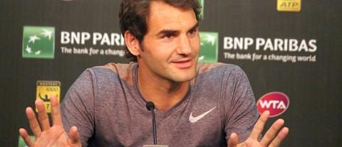 Roger Federer Tennis News