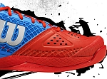Wilson Introduces First Tennis Shoe Designed To Support Player Sliding On Hard Court Surfaces