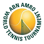 ABN AMRO World Tennis Tournament Thursday Results