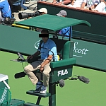 Tennis Umpire News