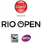 Rio Open Wednesday Women's Tennis Results