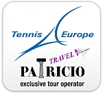 Tennis Europe announces tour partnership with Patricio Travel