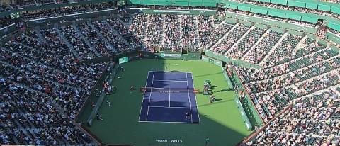 BNP Paribas Open Tennis News