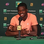 Tiafoe Wants His Agency To Make Him A Big Name