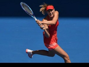 Head To Stick With Sharapova